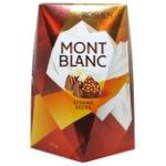 Roshen Mont Blanc Candies with Chocolate and Sesame 177g