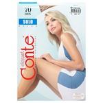 Колготи Conte Solo Natural жіночі 70ден розмір 4