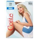 Колготи Conte Solo Natural жіночі 70ден розмір 3