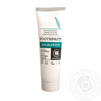 Urtekram Organic Eucalyptus Toothpaste 75ml - buy, prices for Novus - image 1
