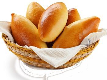 Пиріжки із картоплею (печені)
