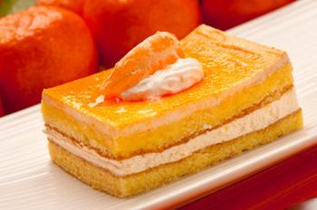 """Торт """"Апельсинові нотки"""""""