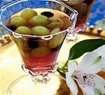 Виноградное желе с хересом