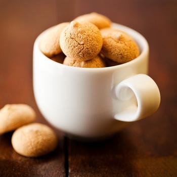 Італійське печиво з фундуком (без борошна)