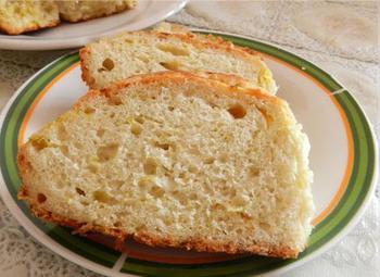 Кабачковий хліб