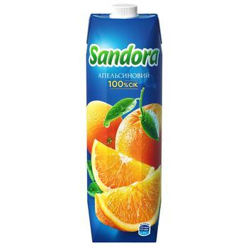 Сок Sandora апельсиновый 950мл - купить, цены на Varus - фото 2