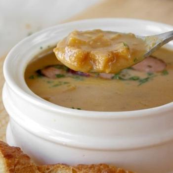 Американский пивной суп