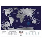 Скретч-карта мира 1DEA.me Travel Map Holiday World англ