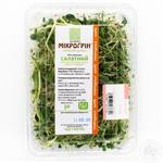 Микрогрин микс салатный 50г