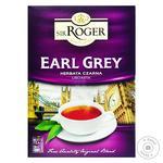 Чай черный листовой Эрл Грей Sir Roger 100г