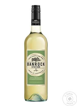 Banrock Station Сolombard Chardonnay white dry wine 12.5% 0,75l - buy, prices for Novus - image 1