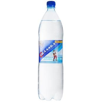 Вода Свалява сильногазированная лечебно-столовая 1,5л - купить, цены на СитиМаркет - фото 1