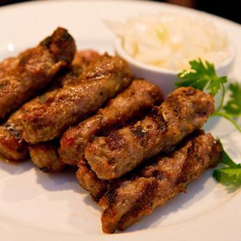 Румынские колбаски