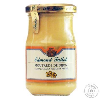 Гірчиця Edmond Fallot діжонська 210г - купити, ціни на CітіМаркет - фото 1