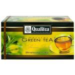 Чай Qualitea зеленый натуральный 25х2г
