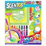 Набор для рисования Scentos ароматизированный 13предметов
