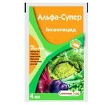 Alpha-Super Insecticide From Pests 4ml
