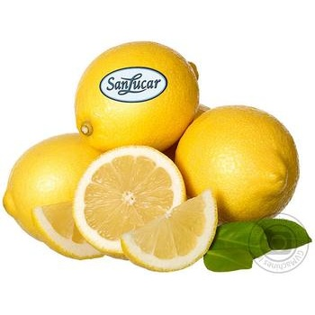 Лимон SanLucar 500г