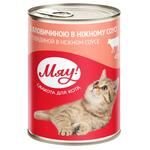 Mau Beef in Tender Sauce Wet Food for Cats 415g