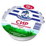 Prostokvashino Cottage Cheese 15% 300g