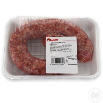 Колбаски Ашан Украинские - купить, цены на Ашан - фото 2