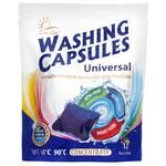 Sun Lux Universal Concentrated Washing Capsules 12pcs