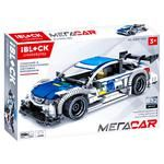 Іграшка Конструктор Iblock Megacar Машинка 4 види 8шт