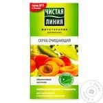 Chistaya Liniya Apricot Bone Clearing Face Scrub 50ml