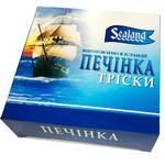 Sealand Natural Cod Liver 202g