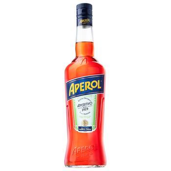 Ликер Aperol Aperetivo 0,7л - купить, цены на Ашан - фото 1