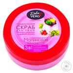 Dolce Vero Body Scrub Raspberry Panna Cotta 250g - buy, prices for Furshet - image 1