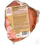 Piquant pork Fine food smoked-cooked 538g Ukraine