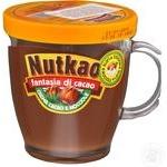 Шоколадный крем Nutkao с лесными орехами 300г