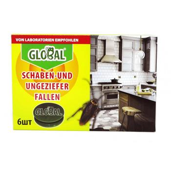 Global Traps for Cockroaches and Ants 6pcs