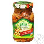 Опеньки Rio мариновані з овочами 250г