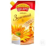 Майонез Щедро Провансаль Золотой 50% 350г