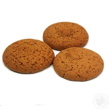 Печенье овсяное с изюмом весовое