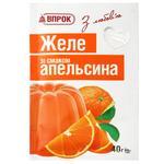 Vprok Jelly with Orange Flavor 40g