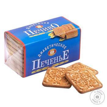 Печенье ХБФ диабетическое 200г - купить, цены на МегаМаркет - фото 1