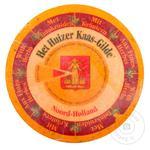 Сыр Huizer Kaas Gilde Гауда с травами 50%