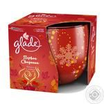 Candle Glade with cinnamon 120g