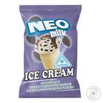 Neo Milk Ice Cream With Chocolate Chip Cookies and Milk Chocolate 80g
