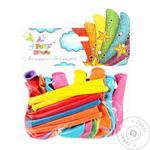 Кульки повітряні Party House асорті 20шт