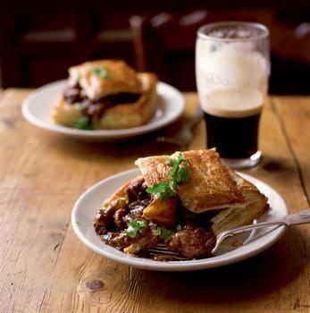 Пирог Guinness