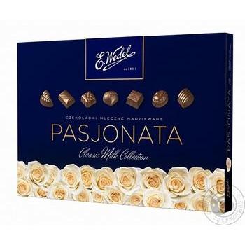 Скидка на конфеты Ассорти PASIONATA 300г