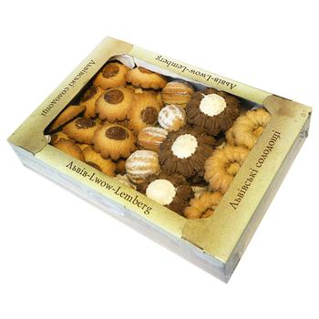 Lvivski Solodoschi For Coffee Cookies 800g - buy, prices for Cosmos - photo 2