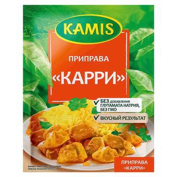 Приправа Kamis Карі 25г