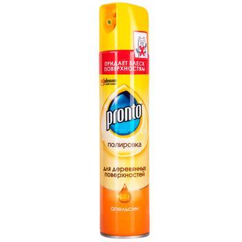 Pronto Anti-dust Polish Orange 250ml