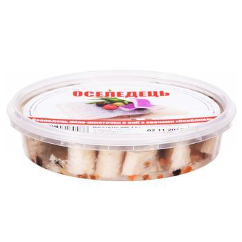 Fish herring №1 with vegetables preserves 200g Ukraine - buy, prices for Tavria V - image 2