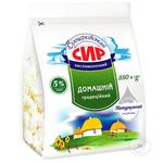 Bilotserkovsky Cottage cheese 5% 350g - buy, prices for Novus - image 1